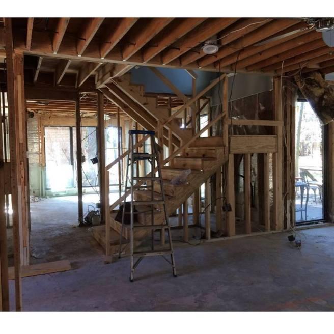Badura before Stairs 1