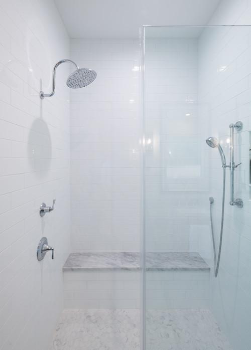 lantlig dusch
